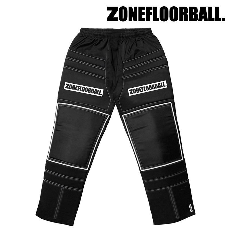 Zone Goaliehose Patriot schwarz