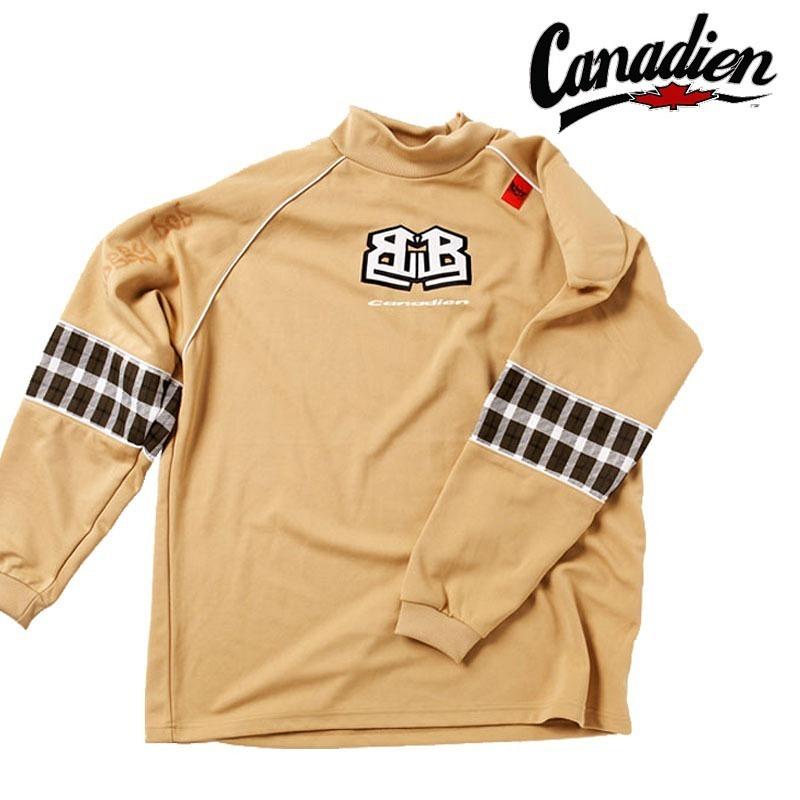 Canadien Goalie Jersey Baggy Bob beige