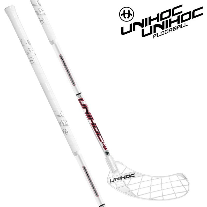 unihoc Unity Curve 2.0 29 Östholm Edition white/red