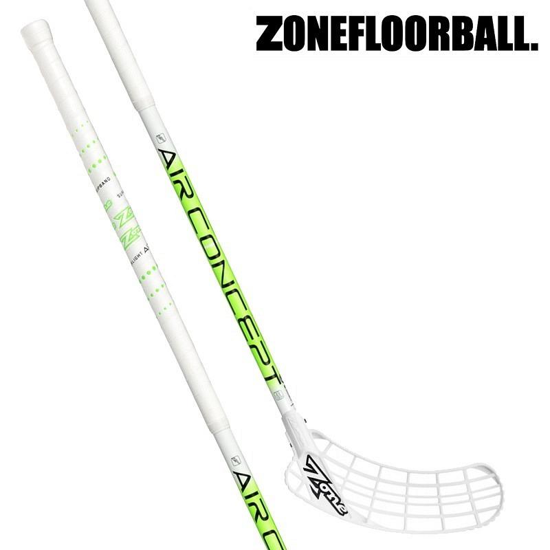 Zone Zuper Air Superlight Curve 1° 27 white/green