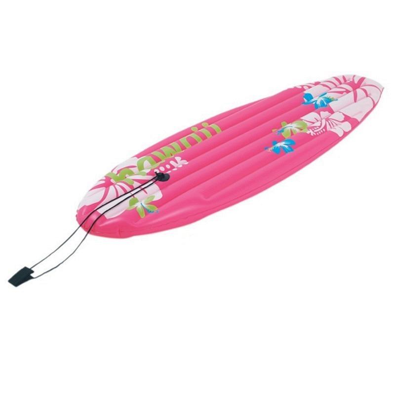 Hawaii Surfboard pink