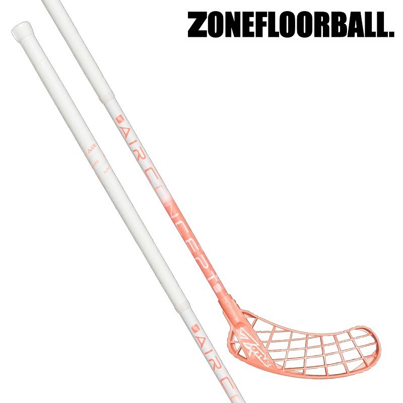 Zone MONSTR Air SL Curve 1.0 F27 white/coral