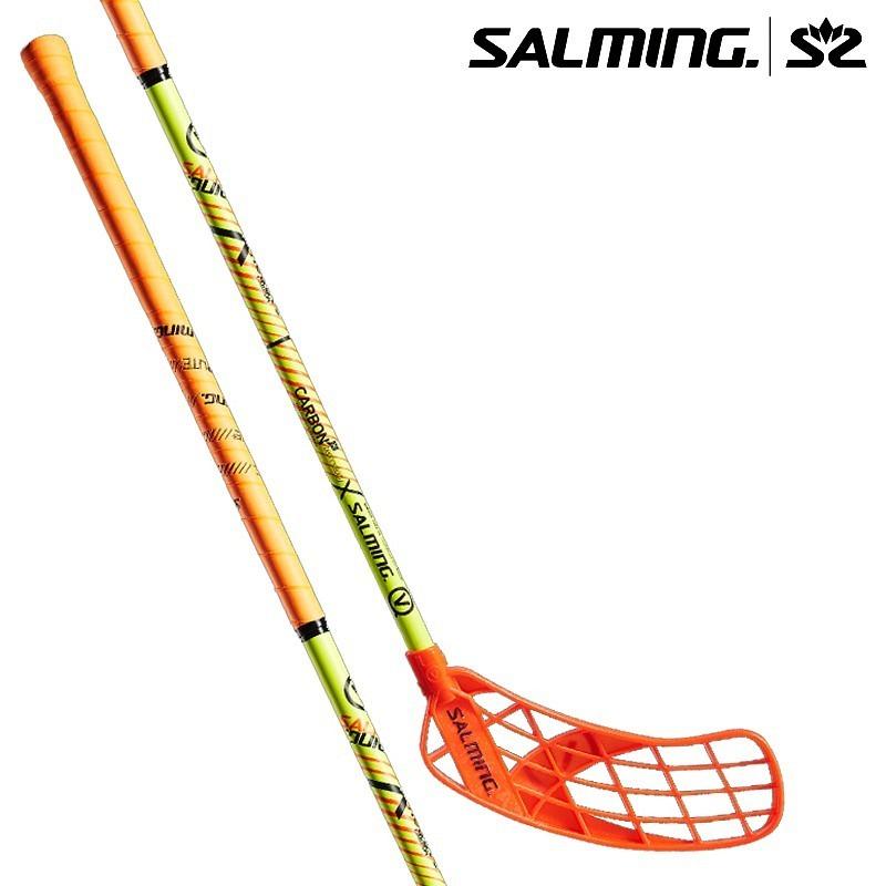 Salming Q5 Carbon-X 29 yellow/orange